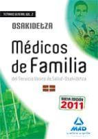 MEDICOS DE FAMILIA OSAKIDETZA II