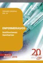 ENFERMERAS/OS INSTITUCIONES SANITARIAS: TEMARIO GENERAL (VOL. III )
