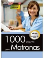 1000 preguntas para matrón/a 9788468164694