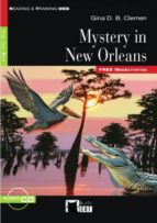 mystery in new orleans. book + cd-gina d.b. clemen-9788468226194