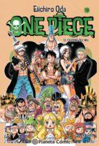 one piece 78. el carisma del mal-eiichiro oda-9788468477794