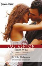 un apasionado verano - una dulce sensacion (ebook)-eileen wilks-kathie denosky-9788468743394