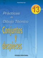practicas de dibujo tecnico: conjuntos y despieces nº 13 manuel matute royo 9788470631894