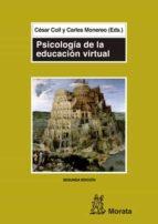 psicologia de la educacion virtual-carles monereo-cesar coll-9788471125194