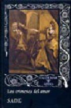 los crimenes de amor-marques de sade-9788477025894