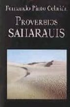 proverbios saharauis fernando pinto cebrian 9788478131594