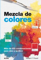 mezcla de colores william f. powell 9788480765794