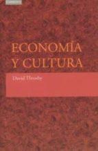 economia y cultura david throsby 9788483232194