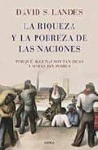 la riqueza y la pobreza de las naciones-david s. landes-9788484325994