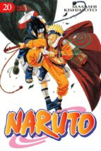 naruto nº 20 (de 72)(edt)-masashi kishimoto-9788484496694