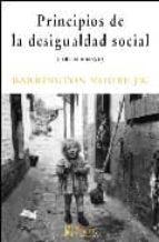 principios de la desigualdad social y otros ensayos-jr. barrington moore-9788488711694