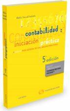 contabilidad: iniciación práctica-eladio pascual pedreño-9788490990094