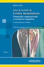 atlas cortes anatómicos, 2ª ed t3 torsten b. möller 9788491102694