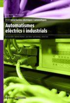 automatismes elèctrics i industrials-9788496334694