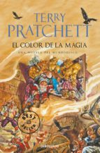 el color de la magia (mundodisco 1 / rincewind 1) terry pratchett 9788497596794