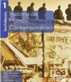historia del mundo comtemporaneo 1º bachillerato-9788498263794