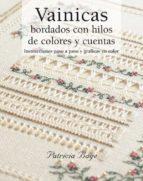 vainicas, bordados con hilos de colores y cuentas-patricia bage-9788498740394