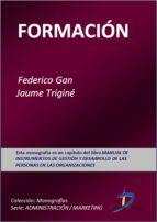 formación (ebook)-federico gan-jaume trigine-9788499694894