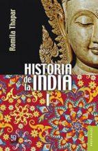 historia de la india (t. i) romila thapar 9789681662394