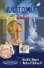 anatomia con orientacion clinica (5ª ed.) (incluye cd-rom)-keith l. moore-9789687988894