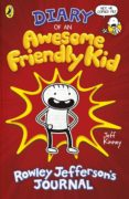 diary of an awesome friendly kid: rowley jefferson s journal-jeff kinney-9780241405604