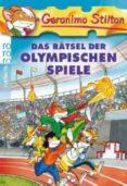 DAS RAETSEL DER OLYMPISCHEN SPIELE - 9783499216404 - GERONIMO STILTON