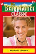 Descargar libro electronico en ingles DER BERGPFARRER CLASSIC 30 – HEIMATROMAN (Spanish Edition)