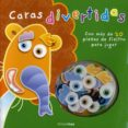 CARAS DIVERTIDAS (LIBROS SORPRESA) (LIBRO CON PIEZAS DE FIELTRO) - 9788408093404 - VV.AA.