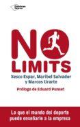 no limits (ebook)-xesco espar-maribel salvador-marcos urarte-9788416620104