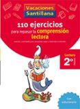 2 VACACIONES COMPRENSION LECTORA (EDUCACION PRIMARIA) - 9788429408904 - VV.AA.