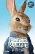 ¿QUIÉN MANDA EN ESTE JARDÍN? (PETER RABBIT) - 9788448849504 - BEATRIX POTTER