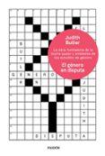 EL GENERO EN DISPUTA - 9788449333804 - JUDITH BUTLER