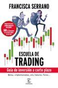 ESCUELA DE TRADING - 9788467052404 - FRANCISCA SERRANO RUIZ