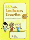 MIS LECTURAS FAVORITAS 1.3 - 9788484919704 - MARTINEZ/ALCALA