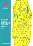 ALGORITMOS GENETICOS GENERALIZADOS: VARIACIONES SOBRE UN TEMA - 9788489694804 - MARIA TERESA IGLESIAS OTERO