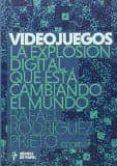 VIDEOJUEGOS - 9788494534904 - RAFAEL RODRIGUEZ PRIETO