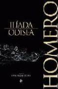 ILIADA Y ODISEA (ESTUCHE) - 9788497348904 - HOMERO