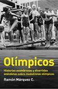 OLIMPICOS - 9788499921204 - RAMON MARQUEZ C.