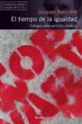 el tiempo de la igualdad (ebook)-jacques ranciere-9788425430114