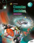 CIENCIAS SOCIALES 5º PRIMARIA PROYECTO SUPERPIXÉPOLIS CASTILLA LA MANCHA - 9788426393814 - VV.AA.