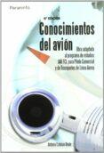 CONOCIMIENTOS DEL AVION - 9788428329514 - ANTONIO ESTEBAN OÑATE