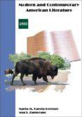 MODERN AND CONTEMPORARY AMERICAN LITERATURE - 9788436262414 - MARIA M. GARCIA LORENZO