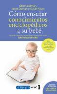COMO ENSEÑAR A SU BEBE CONOCIMIENTOS ENCICLOPEDICOS - 9788441430914 - GLENN DOMAN