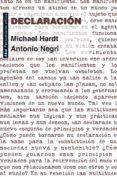 declaración (ebook)-michael hardt-antonio negri-9788446037514