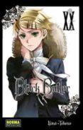 BLACK BUTLER Nº 20 - 9788467920314 - YANA TOBOSO