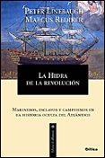 LA HIDRA DE LA REVOLUCION - 9788484326014 - PETER LINEBAUGH
