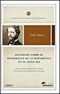 LECCIONES SOBRE EL DESARROLLO DE LA MATEMATICA - 9788484327714 - FELIX KLEIN