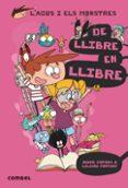 DE LLIBRE EN LLIBRE (L AGUS I ELS MONSTRES 6) - 9788491011514 - JAUME COPONS