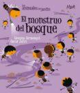 EL MONSTRUO DEL BOSQUE (LETRA IMPRENTA) (LOS ANIMALES DEL JARDIN 9) - 9788498454314 - GEMMA ARMENGOL