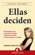 ellas deciden (ebook)-gemma cernuda-9788499446714